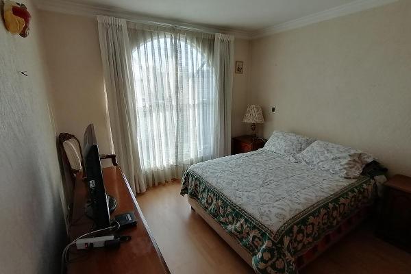 Foto de casa en venta en  , el nogal, metepec, méxico, 13434345 No. 25