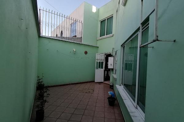 Foto de casa en venta en  , el nogal, metepec, méxico, 13434345 No. 26