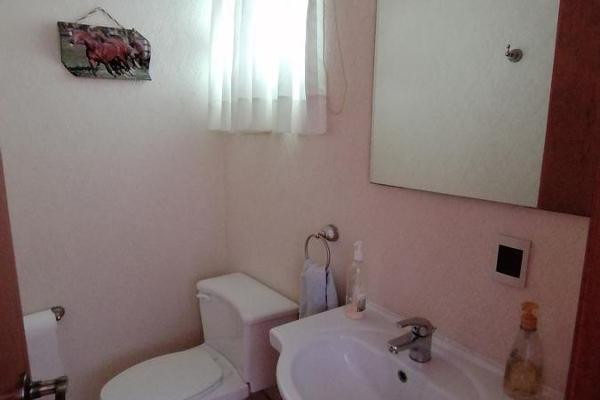 Foto de casa en venta en  , el nogal, metepec, méxico, 13434345 No. 32