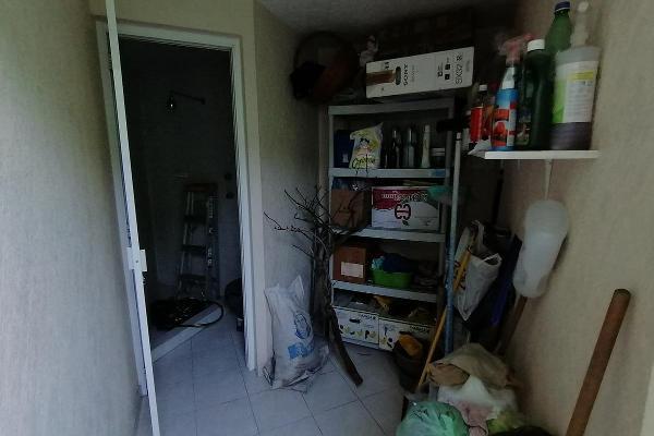 Foto de casa en venta en  , el nogal, metepec, méxico, 13434345 No. 33