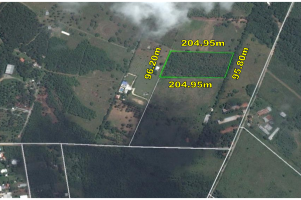 Foto de terreno habitacional en venta en  , el nogalito, montemorelos, nuevo león, 9315537 No. 02