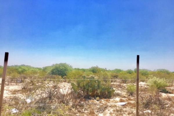 Foto de terreno comercial en venta en  , el olivo, matamoros, coahuila de zaragoza, 7194939 No. 05