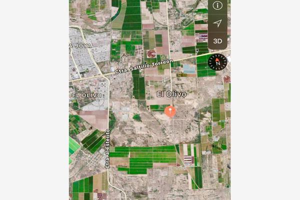 Foto de terreno comercial en venta en  , el olivo, matamoros, coahuila de zaragoza, 7194939 No. 21