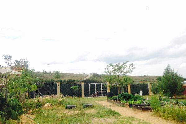 Foto de terreno habitacional en venta en el paraje luhu-daan-thun s/n , san andres huayapam, san andrés huayápam, oaxaca, 5665333 No. 03