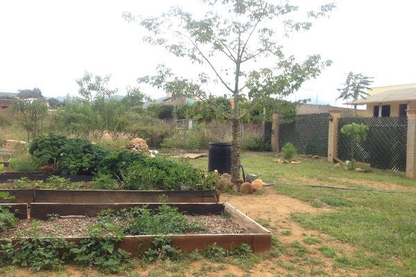Foto de terreno habitacional en venta en el paraje luhu-daan-thun s/n , san andres huayapam, san andrés huayápam, oaxaca, 5665333 No. 08