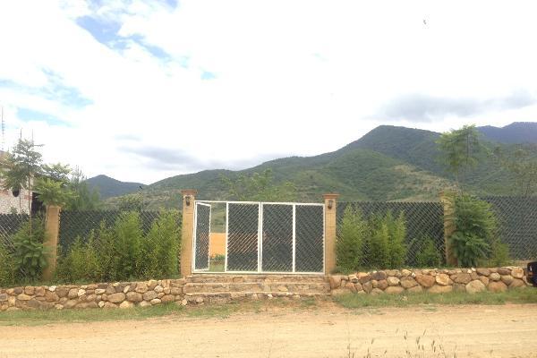 Foto de terreno habitacional en venta en el paraje luhu-daan-thun s/n , san andres huayapam, san andrés huayápam, oaxaca, 5665333 No. 10