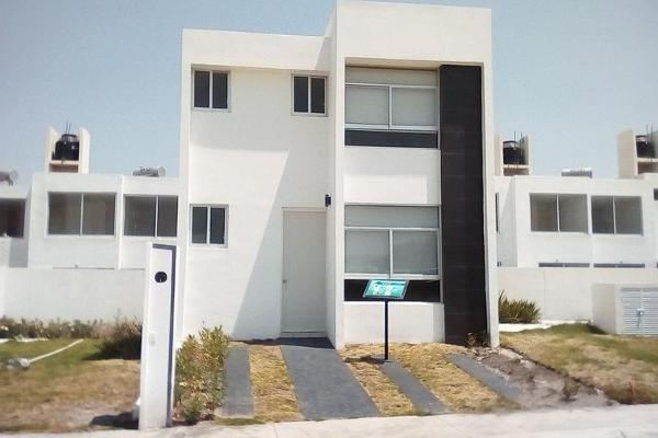 Foto de casa en venta en  , el pocito, corregidora, querétaro, 10062241 No. 01