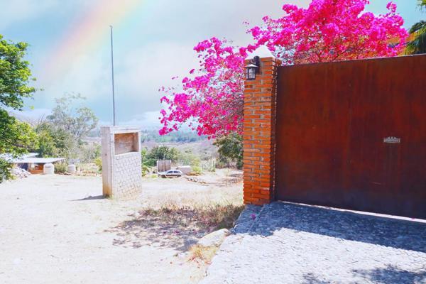 Foto de terreno habitacional en venta en el pocito , san andres huayapam, san andrés huayápam, oaxaca, 0 No. 02
