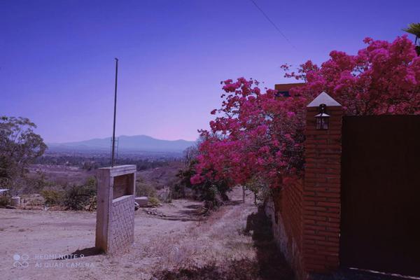 Foto de terreno habitacional en venta en el pocito , san andres huayapam, san andrés huayápam, oaxaca, 0 No. 06