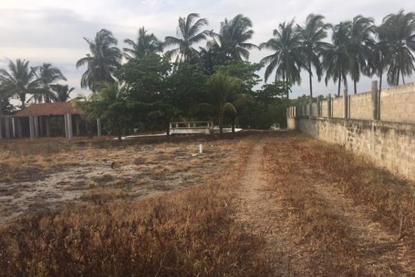 Foto de terreno habitacional en venta en el podrido , el podrido, acapulco de juárez, guerrero, 5652549 No. 04