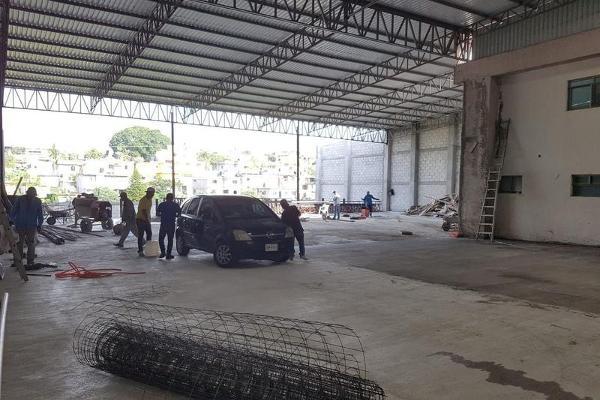 Foto de nave industrial en renta en  , el polvorín, cuernavaca, morelos, 8090616 No. 01