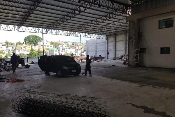 Foto de nave industrial en renta en  , el polvorín, cuernavaca, morelos, 8090616 No. 03