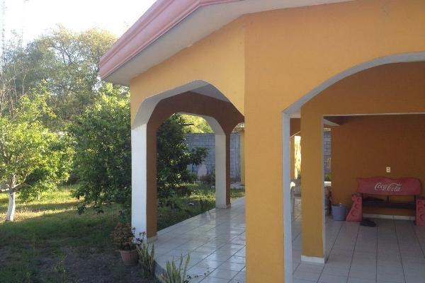 Foto de casa en venta en  , el porvenir, allende, nuevo león, 5684372 No. 02