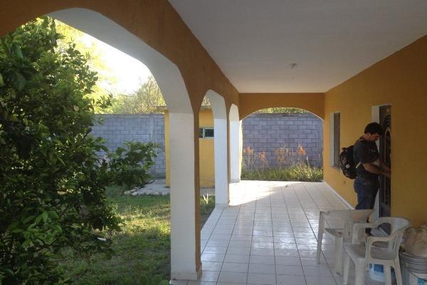 Foto de casa en venta en  , el porvenir, allende, nuevo león, 5684372 No. 13