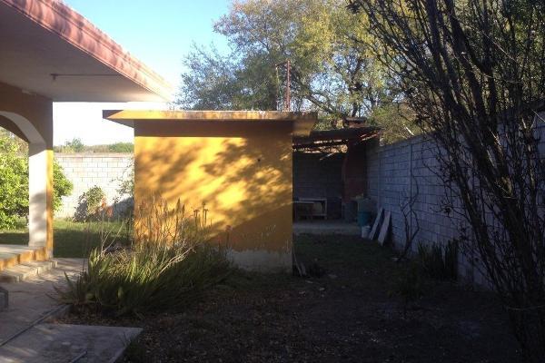Foto de casa en venta en  , el porvenir, allende, nuevo león, 5684372 No. 21