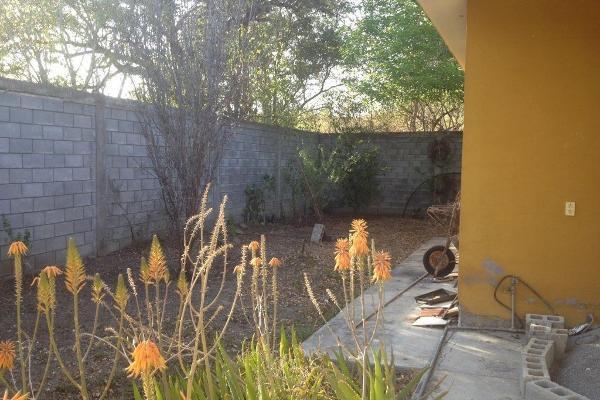 Foto de casa en venta en  , el porvenir, allende, nuevo león, 5684372 No. 22