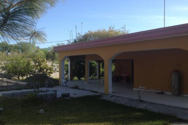 Foto de casa en venta en  , el porvenir, allende, nuevo león, 5684372 No. 23