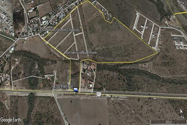 Foto de terreno comercial en venta en  , el progreso, corregidora, querétaro, 5752427 No. 01