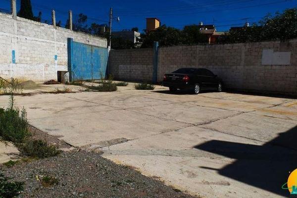 Foto de terreno habitacional en renta en  , progreso, pachuca de soto, hidalgo, 8064030 No. 06