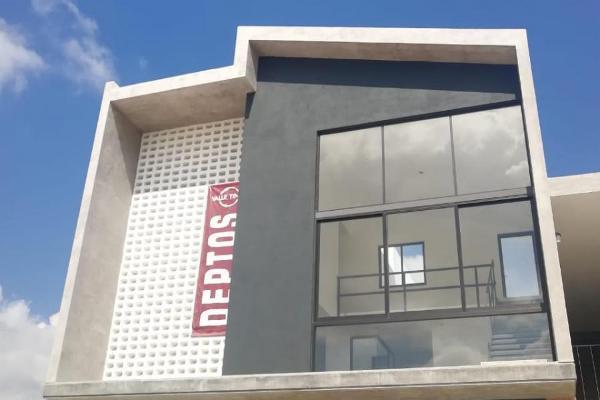 Foto de departamento en venta en  , el pueblito centro, corregidora, querétaro, 14020719 No. 01