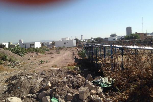 Foto de terreno habitacional en renta en  , el pueblito, corregidora, querétaro, 14020448 No. 01