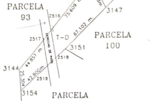 Foto de terreno habitacional en renta en  , el pueblito, corregidora, querétaro, 14020448 No. 02