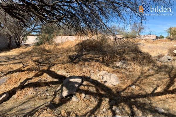 Foto de terreno comercial en venta en  , el pueblito, durango, durango, 18962621 No. 05