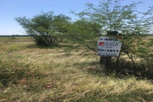 Foto de terreno habitacional en venta en  , el refugio, cadereyta jiménez, nuevo león, 3218130 No. 02