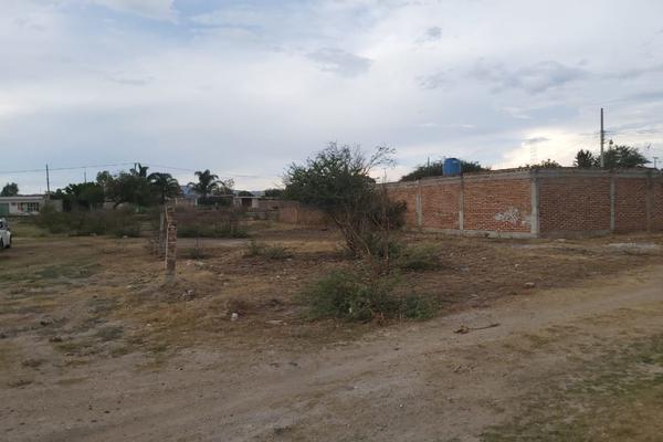 Foto de terreno habitacional en venta en  , el refugio de los sauces, silao, guanajuato, 15222572 No. 01