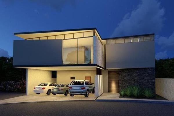 Foto de casa en venta en  , el refugio, monterrey, nuevo león, 17525021 No. 01