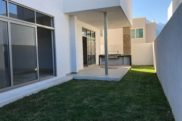 Foto de casa en venta en  , el refugio, monterrey, nuevo león, 17525021 No. 07