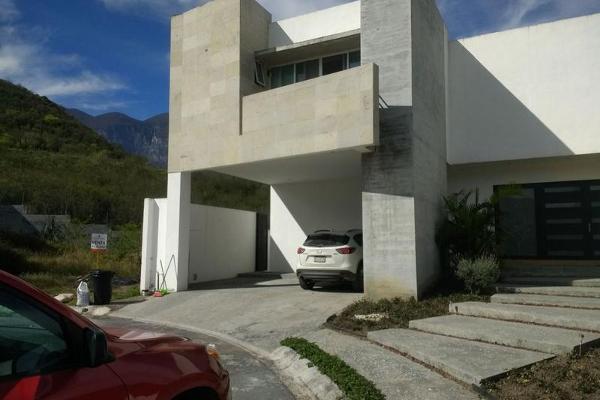Foto de casa en venta en  , el refugio, monterrey, nuevo león, 7959386 No. 01