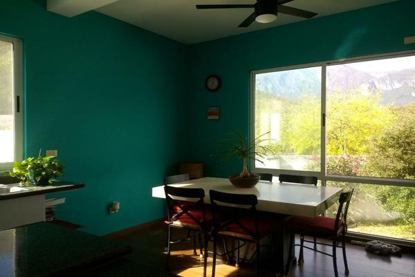 Foto de casa en venta en  , el refugio, monterrey, nuevo león, 7959386 No. 02
