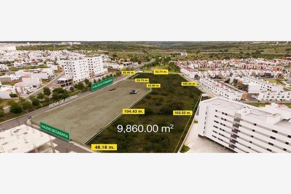 Foto de terreno habitacional en venta en el refugio , residencial el refugio, querétaro, querétaro, 9951175 No. 03