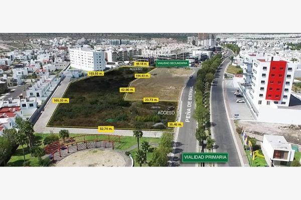 Foto de terreno habitacional en venta en el refugio , villas del refugio, querétaro, querétaro, 9951175 No. 01
