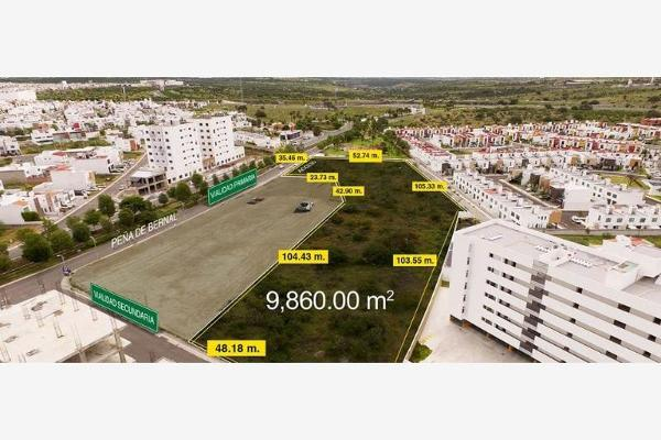 Foto de terreno habitacional en venta en el refugio , villas del refugio, querétaro, querétaro, 9951175 No. 03