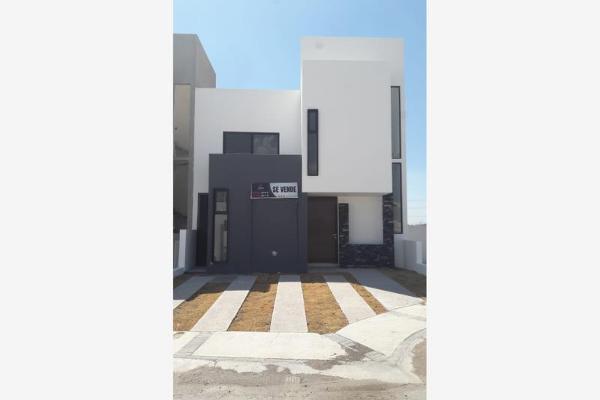 Foto de casa en venta en  , el roble, corregidora, querétaro, 5667738 No. 01