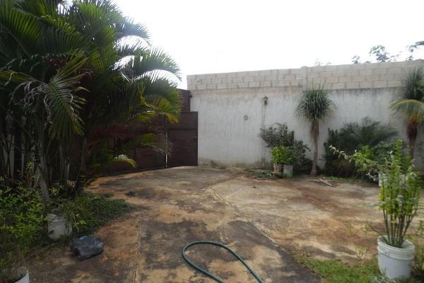 Foto de terreno comercial en venta en  , el roble, mérida, yucatán, 2627485 No. 02