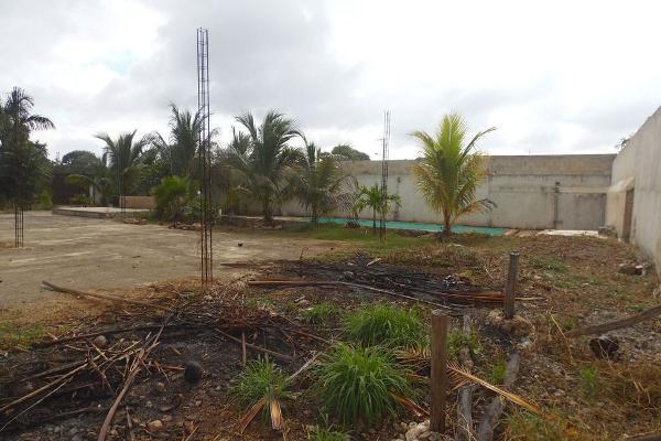 Foto de terreno comercial en venta en  , el roble, mérida, yucatán, 2627485 No. 03