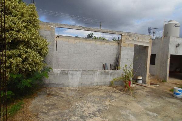 Foto de terreno comercial en venta en  , el roble, mérida, yucatán, 2627485 No. 05