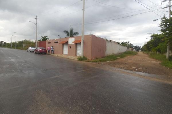 Foto de terreno comercial en venta en  , el roble, mérida, yucatán, 2627485 No. 11