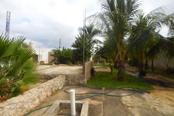 Foto de terreno comercial en venta en  , el roble, mérida, yucatán, 2627485 No. 15