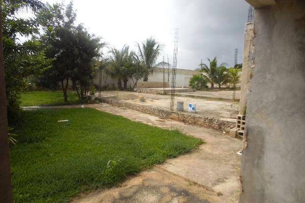 Foto de terreno comercial en venta en  , el roble, mérida, yucatán, 2627485 No. 18