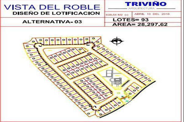 Foto de terreno habitacional en venta en el roble , residencial el refugio, querétaro, querétaro, 14023267 No. 02