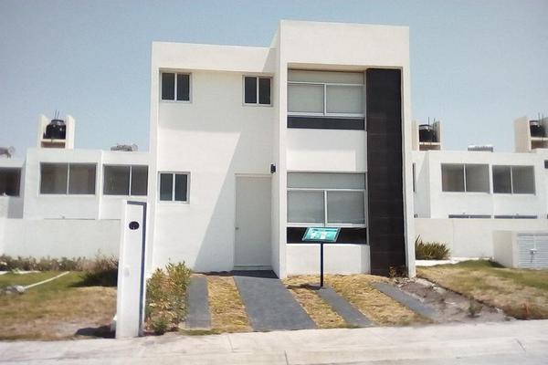 Foto de casa en venta en  , el romeral, corregidora, querétaro, 10062241 No. 01