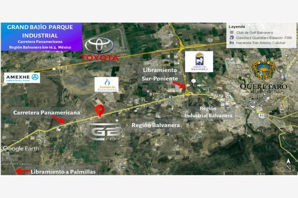 Foto de terreno industrial en venta en  , el romeral, corregidora, querétaro, 0 No. 03