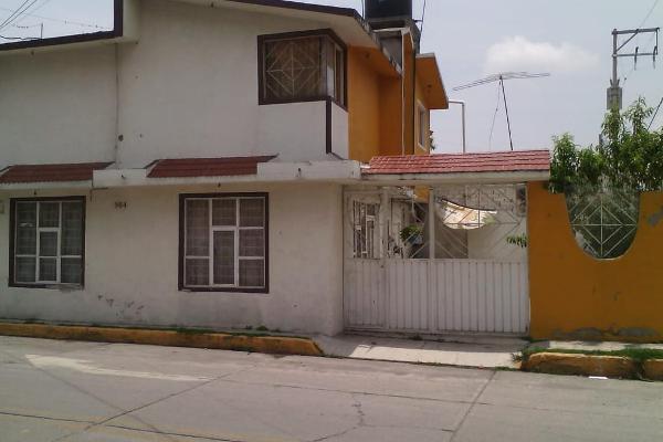 Foto de casa en venta en  , el seminario 5a sección, toluca, méxico, 8883340 No. 08