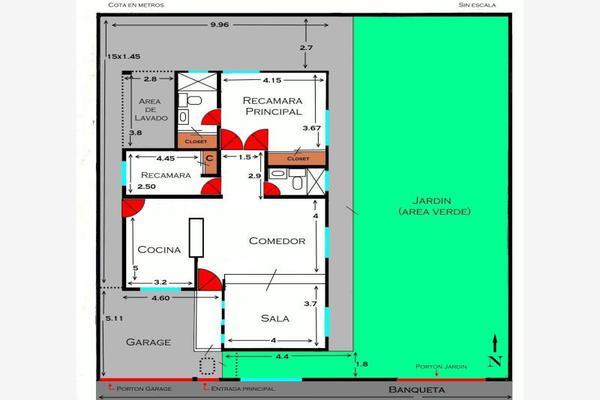 Foto de casa en venta en  , el tejar, medellín, veracruz de ignacio de la llave, 21197292 No. 20
