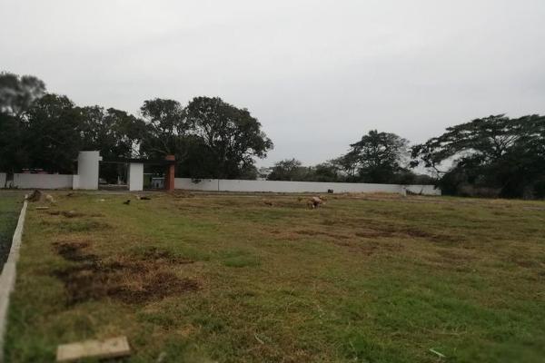 Foto de terreno habitacional en venta en  , el tejar, medellín, veracruz de ignacio de la llave, 8055431 No. 04