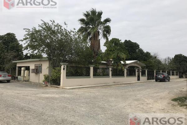 Foto de casa en venta en  , el tepehuaje, cadereyta jiménez, nuevo león, 12832395 No. 01
